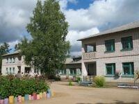 Фотография здания детского сада села Песь